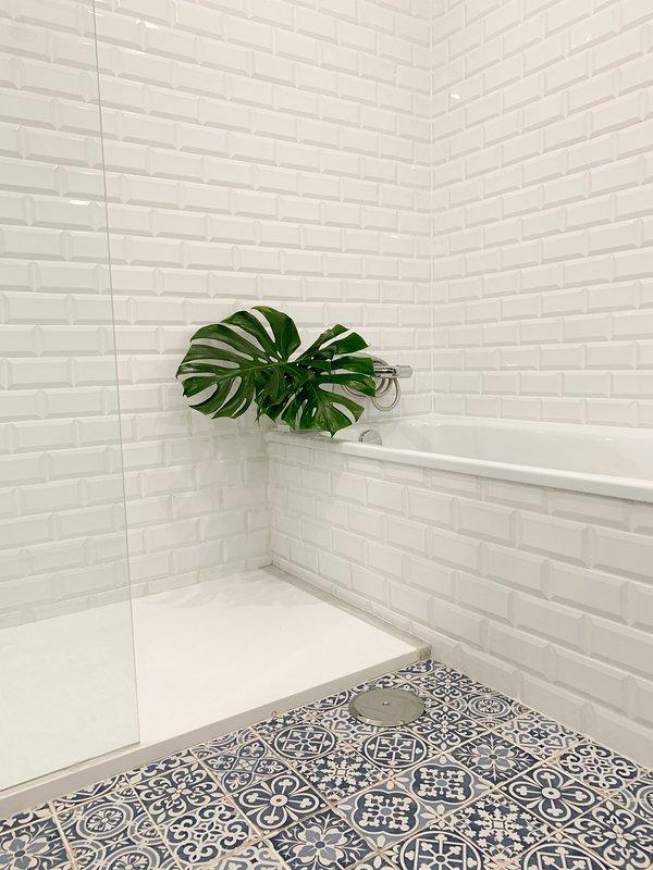 Cuarto de baño - bañera