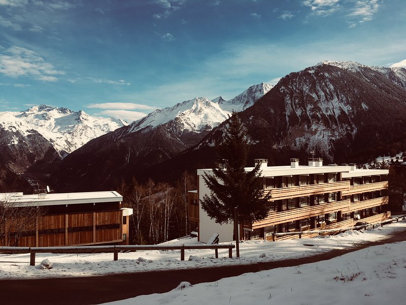 Charming apartment Courchevel 1550, holiday rental in Bozel