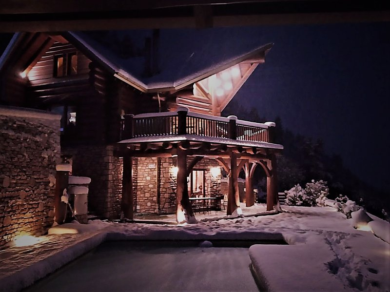 Mythica Chalet, vacation rental in Evrytania Region