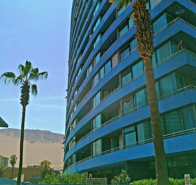 Departamento Amoblado Frente a Playa Cavancha, vacation rental in Iquique