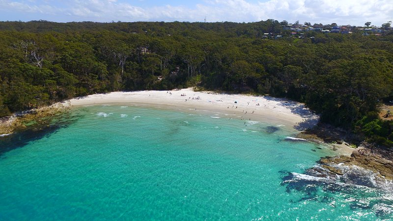 Yigala House Vincenita – semesterbostad i Hyams Beach