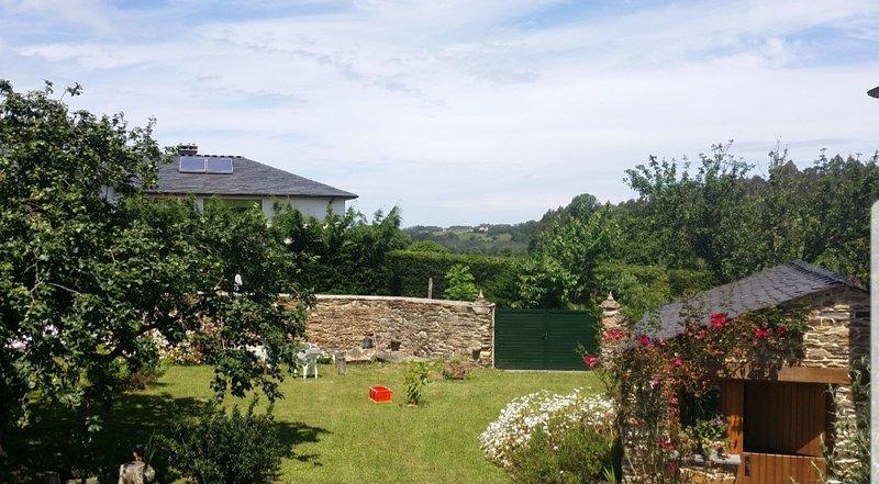 Alquilo alojamientos rurales Los Gayoles, holiday rental in Ribadeo