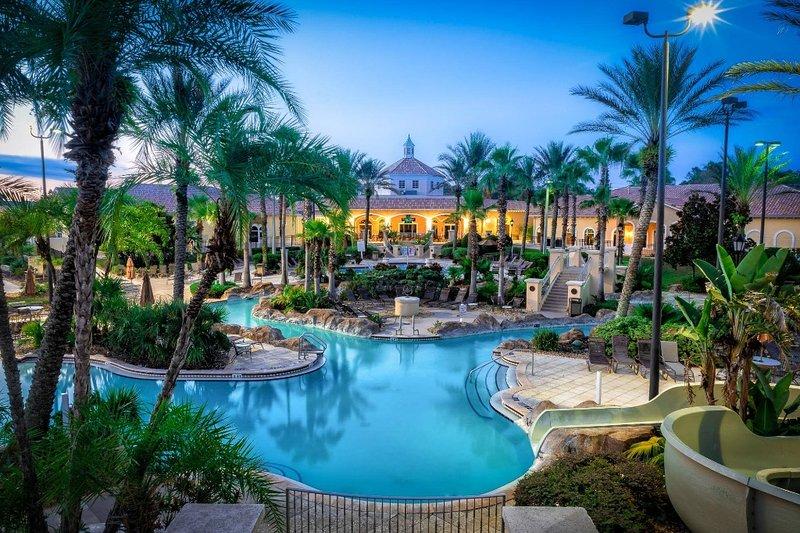 Laurasvillas Tropical Water Park Resort Amp Spa Near Disney