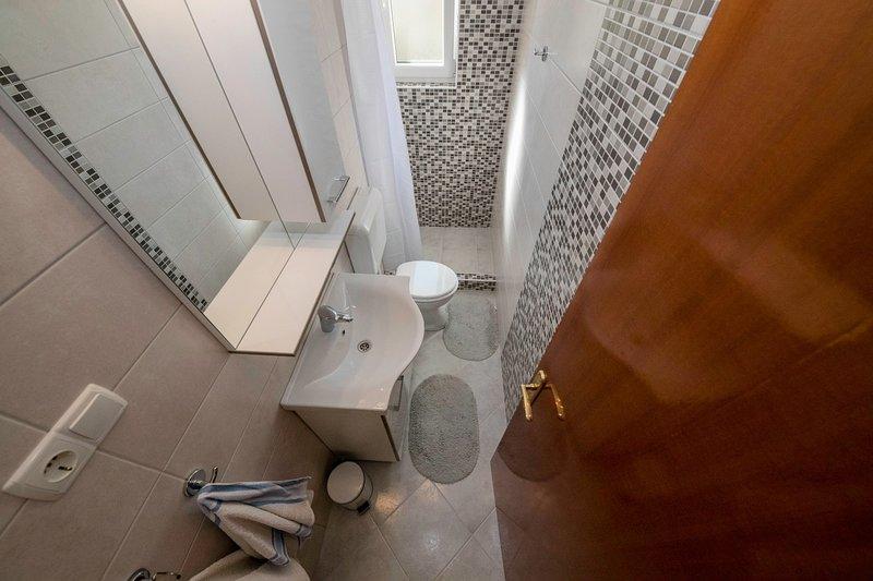 A5(2): bathroom with toilet