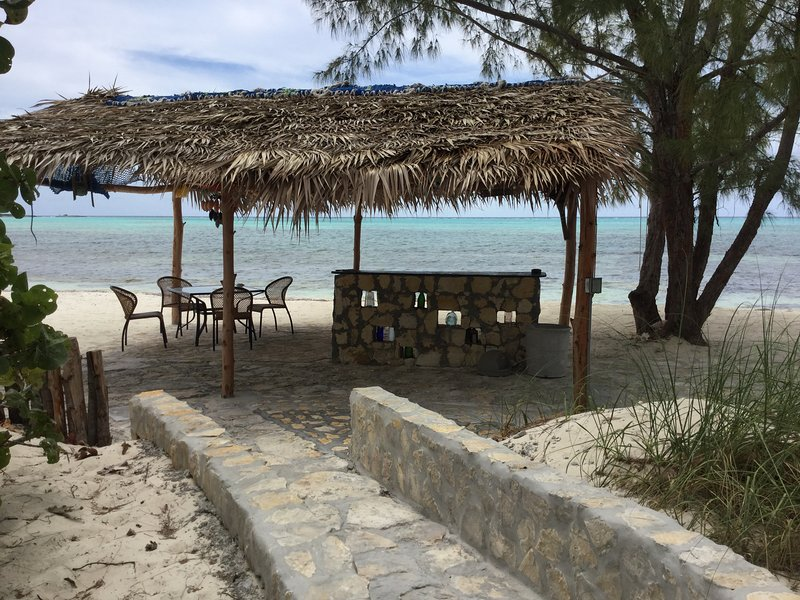 Your own private beachfront resort, holiday rental in Cat Island
