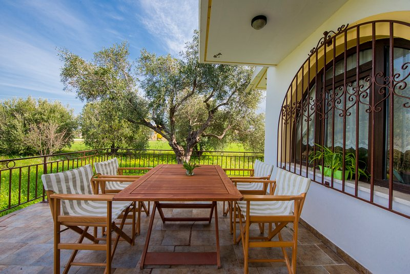 Ioannas Villa, casa vacanza a Kamiros Scala