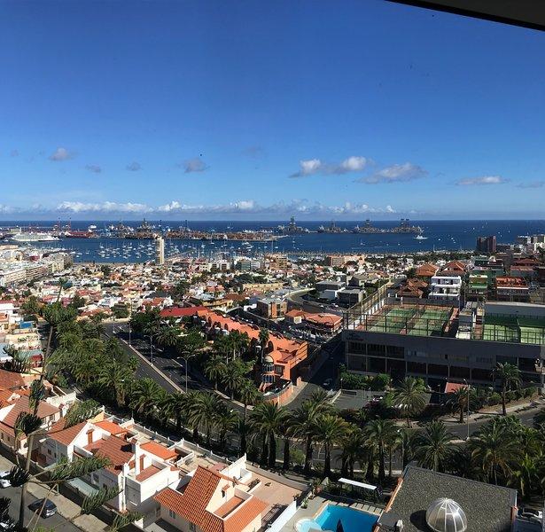 Apartamento con Vistas Espectaculares, location de vacances à Las Palmas