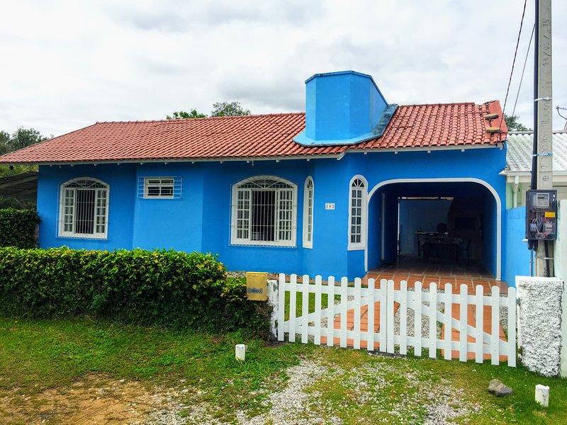 Casa Praia da Daniela, location de vacances à Sambaqui