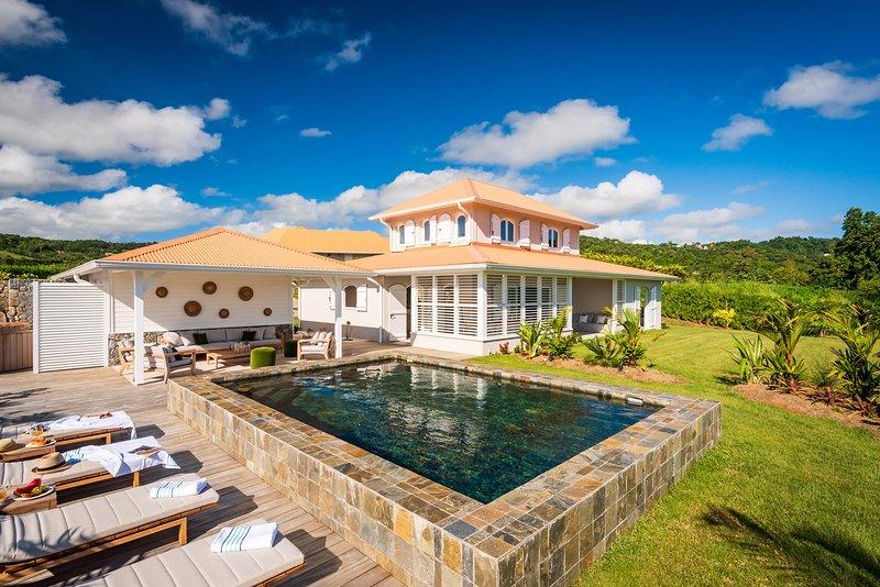 La Maison de Bel Air - Rum & Spa - Villa de luxe, holiday rental in Le Vauclin