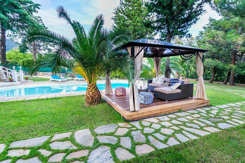 Villa Euphoria, holiday rental in Astrida