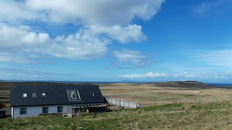 Clouds B&B, Kilmuir, Isle of Skye, holiday rental in Waternish