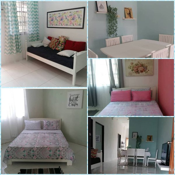 PALLET HOMESTAY HL02 -6 TO 10 PERSONS ENGLISH CONCEPT, vacation rental in Balok