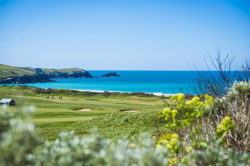 9 Bredon Court 2 minutes from the Newquay Golf Course overlooking Fistral Bay