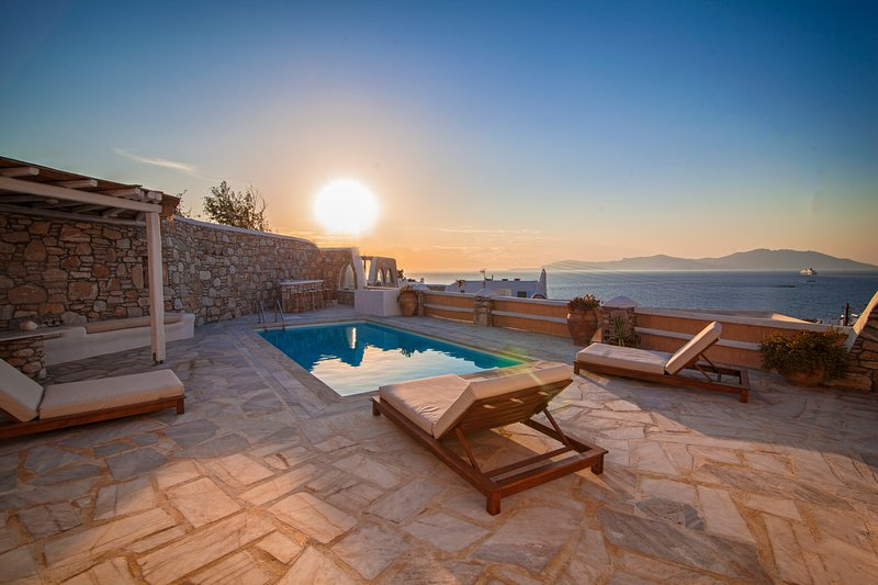 Mykonos Hippie Luxury, holiday rental in Kanalia