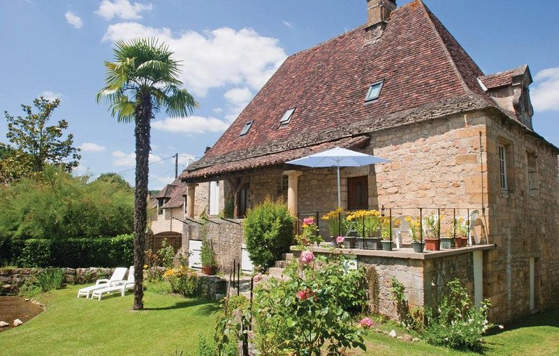 La Minoterie, casa vacanza a Saint-Cybranet