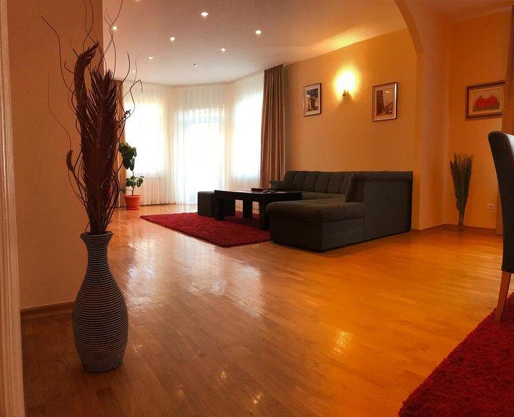 Apartment 'BUNA', Marijin Dvor, Sarajevo, Bosnia and Herzegovina, holiday rental in Sarajevo