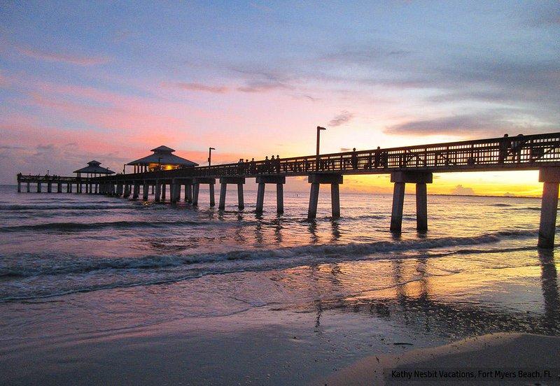 Island Breeze 3 - Nuestras puestas de sol de fama mundial en The Pier