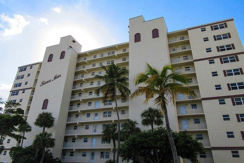 Terra Mar 201 - Terra Mar Resort Condominiums