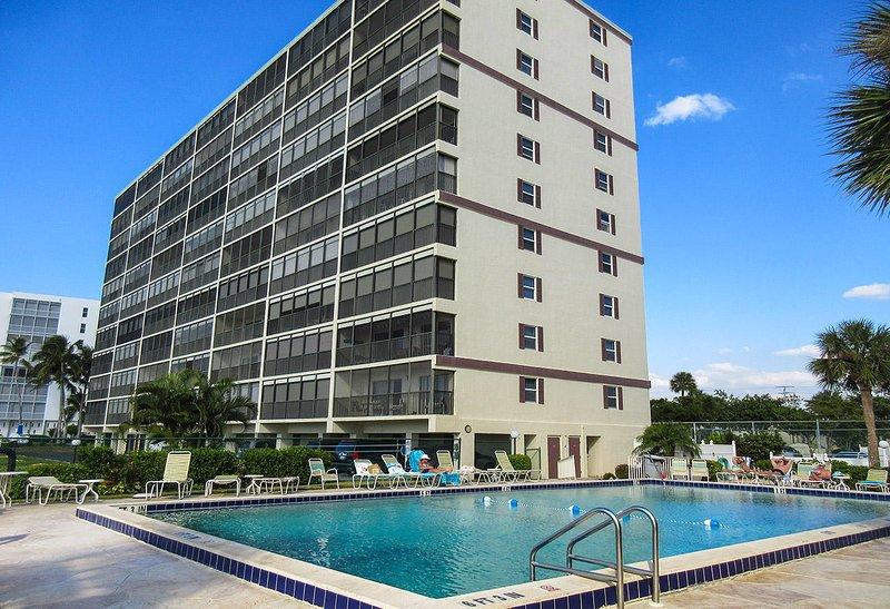 Terra Mar 201 - Terra Mar Beachfront Resort Condominiums