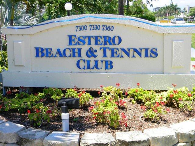 Estero Beach & Tennis 807A