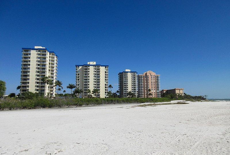 Estero Beach & Tennis 407A - Estero Beach And Tennis Club is located right on the Beach
