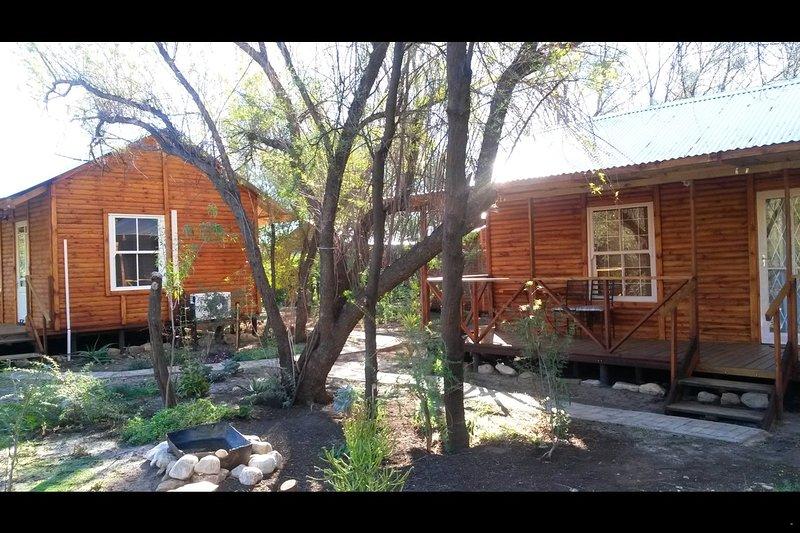 Eden overnight cabins (Cabin 2), holiday rental in Prince Albert