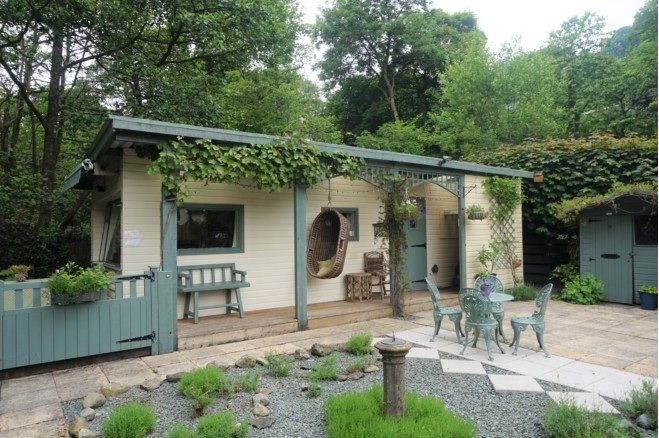 Riverside Retreat, vacation rental in Llanrhaeadr ym Mochnant