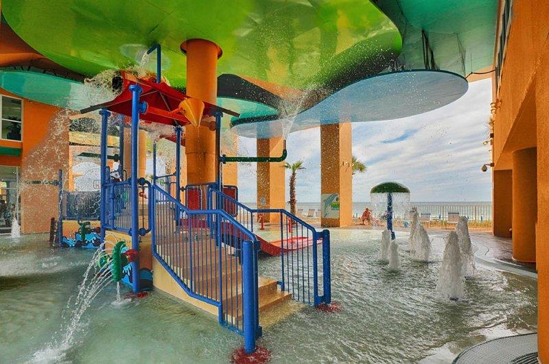 Water Adventures at Splash