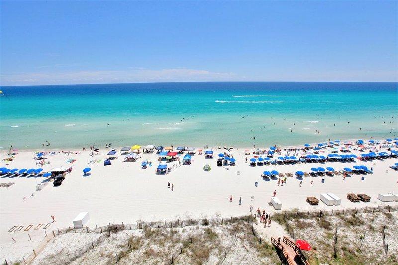 Majestic Beach Resort - Spiaggia e Golfo del Messico