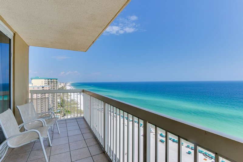 Pelican Beach Resort Condo Rental 2001 - Balcony