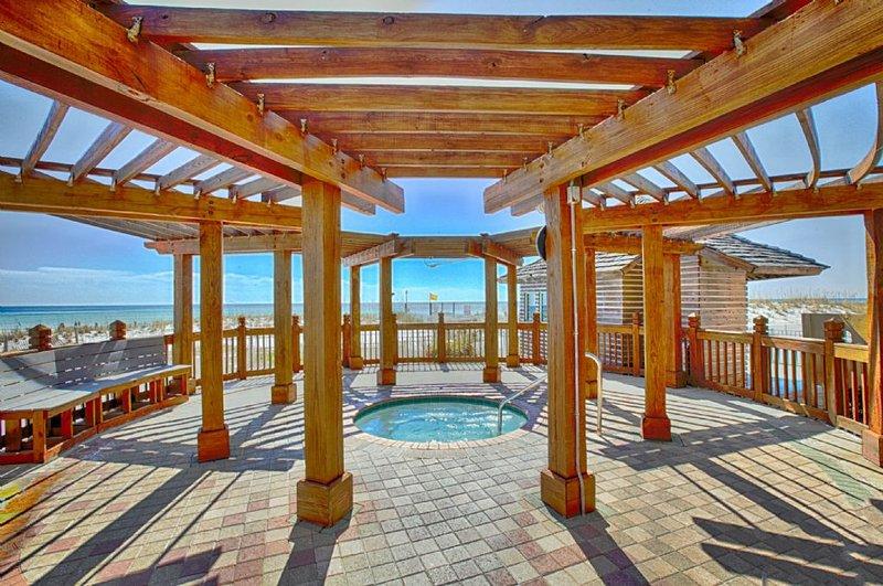 Vasca idromassaggio Pelican Beach Resort