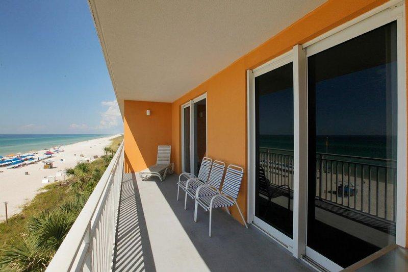 Splash Beach Resort Verhuur 103W - Aan het strand