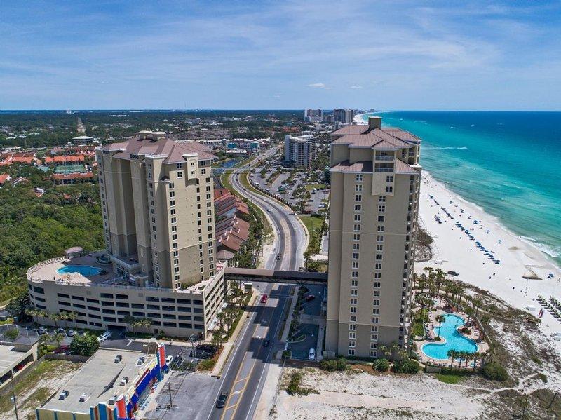 Ariel View of Grand Panama Beach Resort