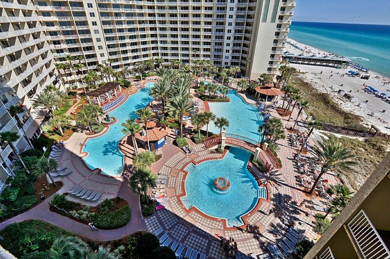 View of Pool Beach and Gulf
