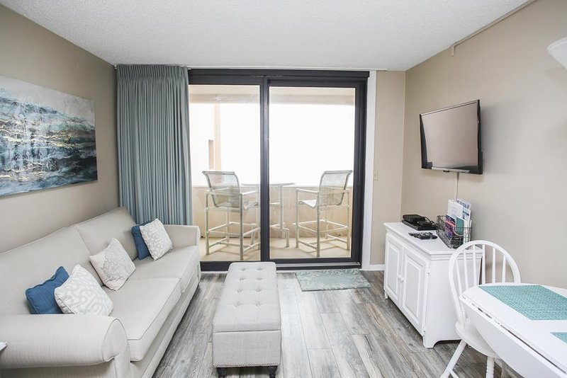Jetty East Rental 508A - Living Area