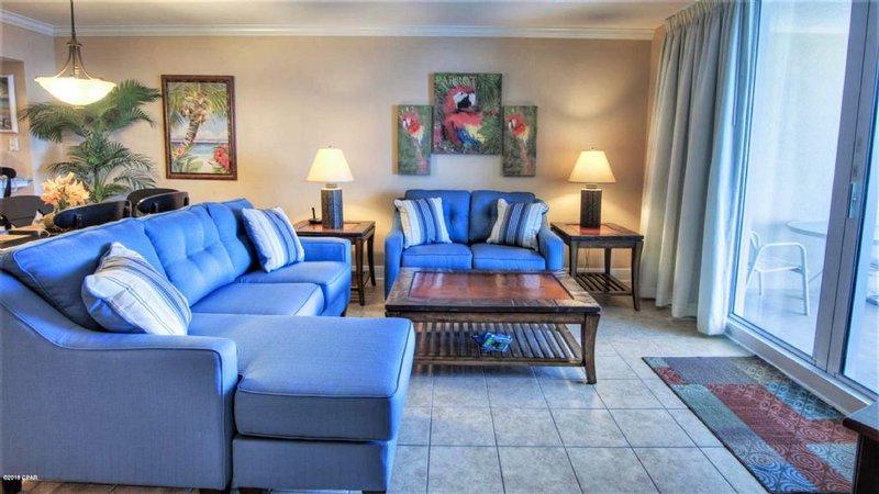 Emerald Beach Resort Rental 2136-Direct Gulf Front