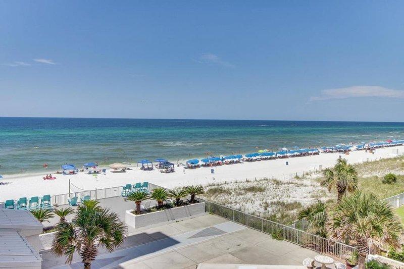 La playa en Fontainebleau Resort