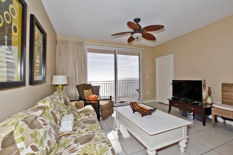 Splash Resort Condo 906W - Sala de estar