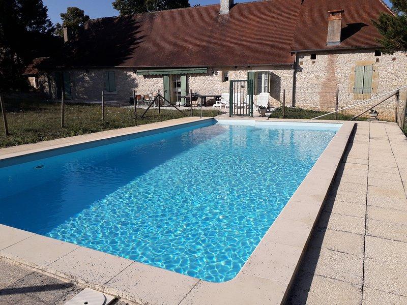Maison p rigourdine familiale avec piscine tripadvisor - Maison vacances dordogne avec piscine ...