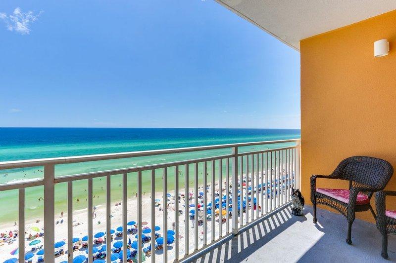 Splash Beach Resort Condo 504E - Direct Beachfront