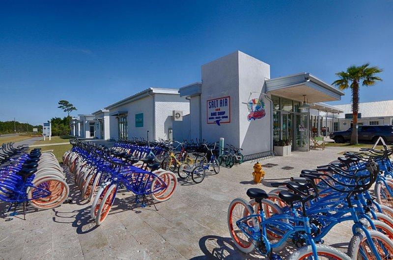 Bicicleta por todas partes en 30A