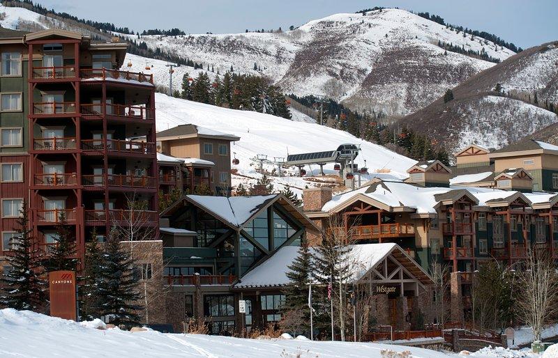 President's Day Week Westgate Park City Ski-In/Ski-Out, alquiler de vacaciones en Snyderville