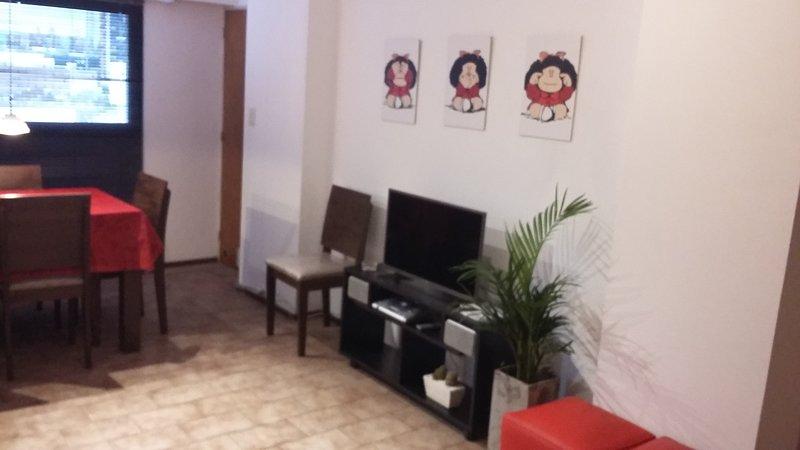 Departamento Centro, alquiler de vacaciones en Ongamira