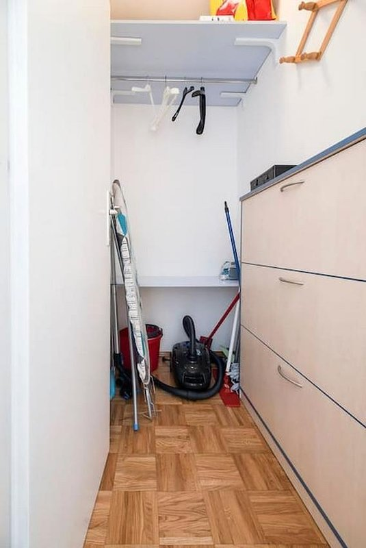 Pasillo, Superficie: 5 m²