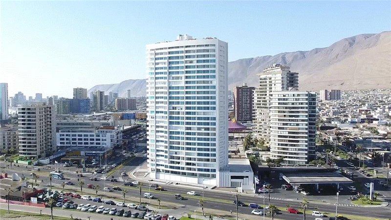 Departamento exclusivo con excelente vista al mar, vacation rental in Iquique