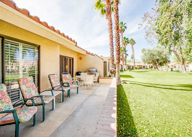Palm Desert Resort House w/ Patio & Mountain Views - A Golfer's Dream!, vacation rental in Palm Desert