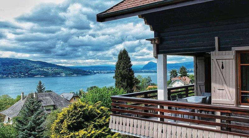VEYRIER - Les Grillons, aluguéis de temporada em Haute-Savoie