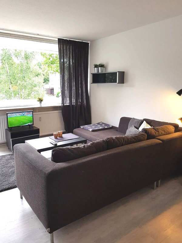 apartment 1 Room , quiet , central , close to Köln event, location de vacances à Bonn