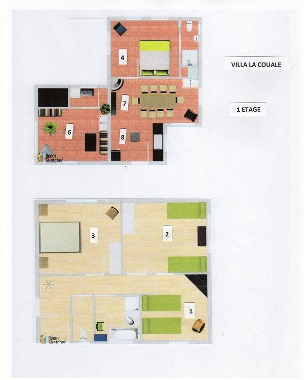 Plan lower floor