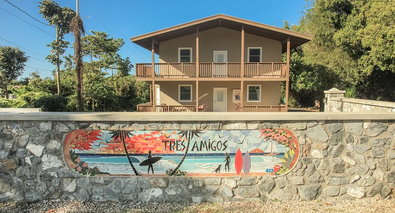 Tres Amigos Beach House finished December 2018!